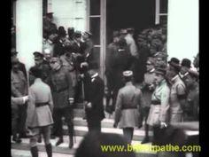 The Treaty of Versailles (original footage)