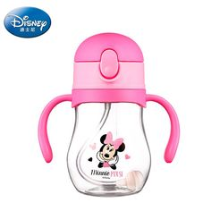 Feeding Bottles With Handles. - Kids and Mom Shop Cute Water Bottles, Baby Bottles, Kids Bottle, Disney Colors, Bottle Feeding, Handle, Mugs, Unicorn, Drinking Water Bottle