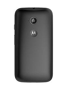 "Motorola Moto E - Smartphone libre Android (pantalla 4.5"", cámara 5 Mp, 8 GB, Quad-Core 1.2 GHz, 1 GB RAM), negro (importado)"