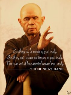 Motivational Quotes For Life, Yoga Quotes, Life Quotes, Inspirational Quotes, Stoicism Quotes, Thich Nhat Hanh, Breath In Breath Out, Buddhist Quotes, Coping Skills