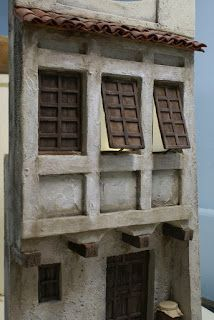 NOTICIAS: El Portal del Belén Ho Scale Buildings, East Germany, Miniature Houses, Window Design, Stop Motion, Sculpture Art, Interior And Exterior, Nativity, Woodworking