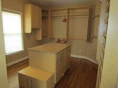 Converted Bedroom To Closet Design Ideas, Pictures, Remodel, and Decor