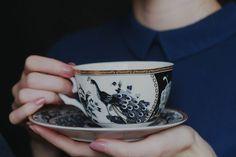Her tea leaves