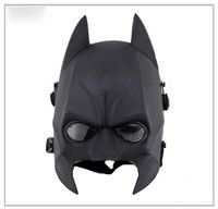[Batman Birthday Party] 2015 - Amur Halloween Masquerade Fancy Dress Party CS Game Paintball Batman Half Face Head Protection Safety Mask ** See this great product. (This is an affiliate link) Masquerade Fancy Dress, Halloween Masquerade, Masquerade Ball, Batman Birthday, Superhero Birthday Party, Batman Party Supplies, Airsoft Mask, Safety Mask, Half Face Mask