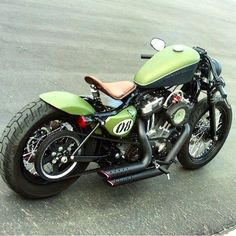 Harley-Davidson Sportster (@sportstergram)