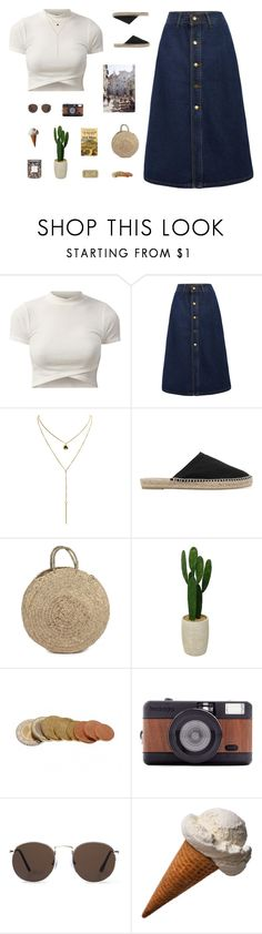 """"""" 366 """" by fashionbymagg ❤ liked on Polyvore featuring Castañer, Bohemia, Threshold, Lomography, MANGO and CC"""