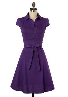 Purple! LOVE!