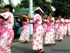 Caviteno's are very well known in celebrating their fiestas ,and they've never celebrate it without karakol dance Consumer Culture, Very Well, Philippines, Lily Pulitzer, Religion, Dance, Traditional, Celebrities, Collection