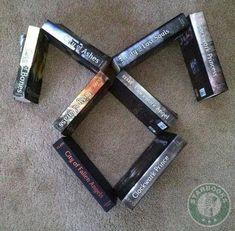 Cassandra Clare books- rune of angelic power - LOVE!!