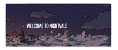 choodraws:  goodnight, night vale, goodnight.