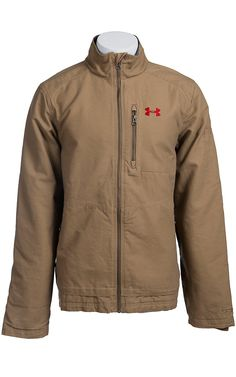 Under Armour® Men's Saddle UA Burley Jacket 1239719257