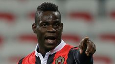 Mario Balotelli failed to report for the first day of pre-season training at Nice – new head coach Patrick Vieira's first in charge of the club. Mario Balotelli, Ogc Nice, Referee, Explain Why, Super Mario, Manchester United, Goals, Sports, Patrick Vieira