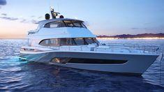 Yacht World, Yacht Builders, Motor Yachts, Motor Boats, Luxury Yachts, Evolution, Australia, Entertaining, News