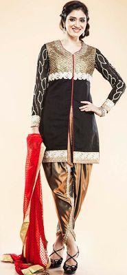 Fashion Trends: Party Wear Patiala Salwar Kameez | Latest Punjabi Patiala Suits | Patiala Fashion