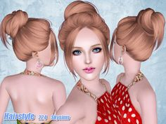 Skysims Hair Adult 224_D