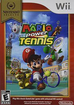 Mario Power Tennis (Nintendo Selects) Nintendo