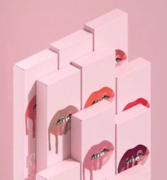Makeup News: Kylie Cosmetics Reveals NEW Lip Kit Collection 2021 Kylie Cosmetics by Kylie Jenner has just revealed their new Lip Kits — redesigned as a part of the current makeovers that Kylie Cosmetics is getting. The new Kylie Cosmetics Lip Kits feature a packaging redesign and liquid lipstick formulas that are vegan, lightweight, and smudge-resistant; designed to have 8-hour wear. More redesigns and Kylie Cosmetics brand makeovers are currently happening...