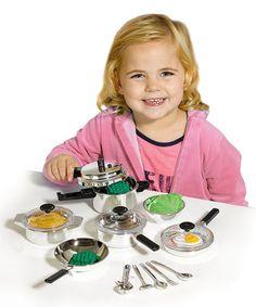 Casdon Toy Kitchen Set