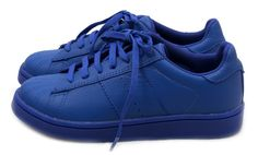 Ana Mello Calçados Femininos - Tênis Azul de Couro