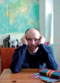 Karl Pilkington-an idiot abroad-love it!