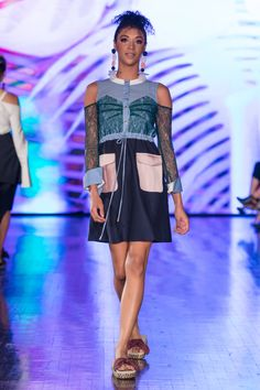 Rinda Salmun RTW Spring 2018 Spring Summer 2018, Spring Summer Fashion, Show Reviews, Fashion News, Peplum Dress, Runway, Collection, Dresses, Style