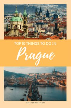 Top 10 Magical Things to Do in Prague Top Europe Destinations, Travel Europe Cheap, Travel Through Europe, Backpacking Europe, Europe Travel Guide, Budget Travel, Prague Attractions, Mall Of America, North America