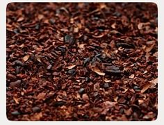 Raw Cacao products are a source of beta-carotene, amino acids (protein), Omega-3 EFA's, calcium, zinc, iron, copper, sulphur, potassium, and one of the best food sources of muscle relaxing, stress relieving magnesium – now you know why women crave chocolate every month!  Suggested Uses  All the work has been done for you! Eat as is or grind with coffee, add to smoothies, coffee, icecream, muesli, cookie batter/trail mix, or substitute in dessert recipes for chocolate chips.