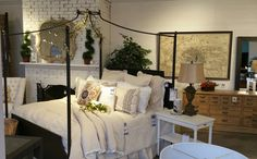 Come experience the Magnolia Home Furniture Collection by Joanna Gaines.   #MagnoliaHome #JoannaGaines #Furniture