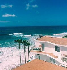 i woke up like this - perfect view from the balcony