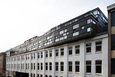breitensee studios by holodeck architects - designboom | architecture & design magazine