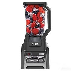 Ninja 72 oz. Professional Auto-iQ Blender in Black/Silver -- Check out this great article. #HouseholdBlenders