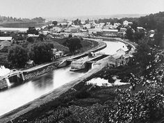 The Erie Canal: America's First Public Works Project - All Day
