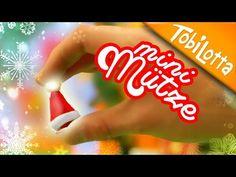 Nikolausmütze basteln- Adventbasteln 7  | Weihnachtsmütze Kinder basteln - Tobilotta 69 - YouTube