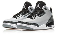 JORDAN 3 RETRO 'WOLF GREY' - Caliroots - The Californian Twist of Lifestyle and Culture - RELEASE: 19/07/2014