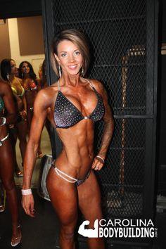 2016 South Carolina NPC Palmetto Bikini Competitor