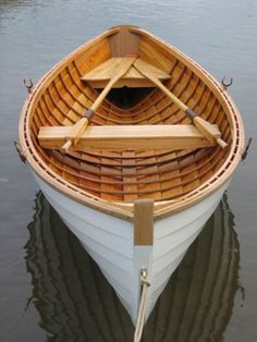 Would love to have a row boat, live by the water and someone to row it for me.