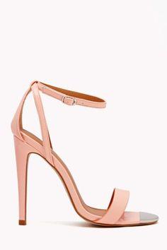 Shoe Cult Geneva Sandal - Pink