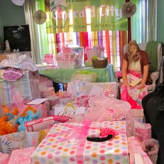 The Wizard of Oz Baby Shower Party Ideas | Photo 1 of 22