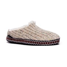 LUCIA IVORY | MUK LUKS® Heritage Collection
