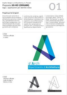 proposta concorso logo d'ARCH