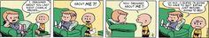 Peanuts Begins Comic Strip, April 06, 2016     on GoComics.com