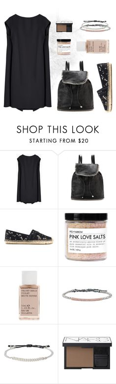 """I wish my summer nights were spent looking at the stars with you."" by anna-lena-als ❤ liked on Polyvore featuring Maison Margiela, STELLA McCARTNEY, Tory Burch, Korres, Stella & Dot and NARS Cosmetics"