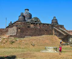 Mruak U, Myanmar.