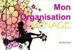 organisation pour le ménage – On peut!!