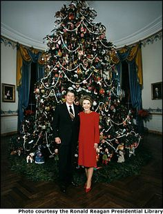 President Reagan family photo. Courtesy the Ronald Reagan Presidential Library1986.