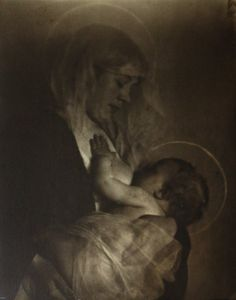 Alma   Mater,1903 by Emma Barton [also]