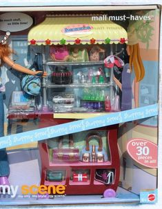 Barbie 2000, Barbie I, Red Hair Green Eyes, Barbie House Furniture, Disney Characters Costumes, Liv Dolls, Shopping Spree, So Little Time, Freckles