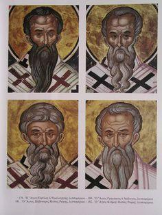 Teofan Cretanul – icoana Byzantine, Fresco, Buddha, Statue, Saints, Painting, Art, Art Background, Fresh