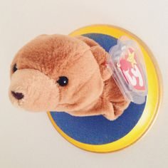 UCLA Bruins Bear Beanie Taxidermy by Apartment14Ltd on Etsy, $25.00