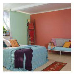 Best Bedroom Colors, Girls Bedroom Colors, Living Room Decor Colors, Living Room Paint, Asian Paints Colour Shades, Asian Paints Colours, Wall Paint Colour Combination, Colour Pallette, Asian Paints Wall Designs
